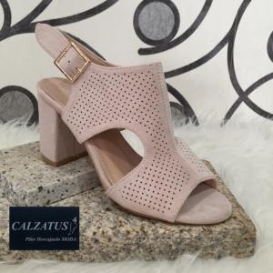 zapatos para mujer online. Zapato tacón