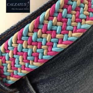 tienda online moda. Cinturón elástico