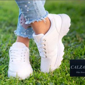 zapatos para mujer online. Deportiva mujer casual