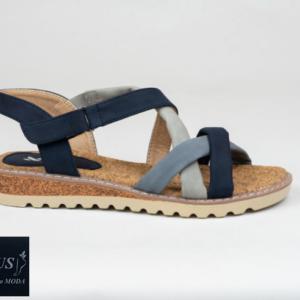 zapatos para mujer online. Sandalia