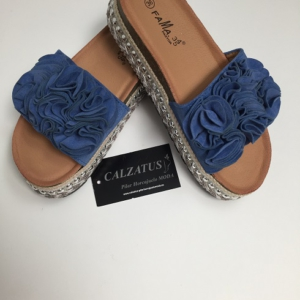 zapatos para mujer online. Chancla